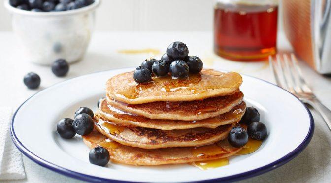 Pancakes 2 wersje : Proteinowe i Wegańskie